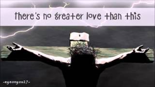 Hillsong - At The Cross (Lyrics)