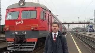 РЖД / ОДИН ДЕНЬ МАШИНИСТА ЭЛЕКТРОВОЗА