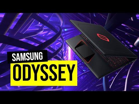 Notebook GAMER Samsung Odyssey 2019 - Review E Teste De Desempenho