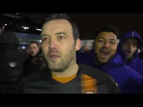 Birmingham City 0 Wolves 1: Fans reaction