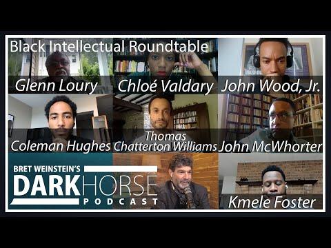 Bret Weinstein's DarkHorse Podcast  Black Intellectual Roundtable