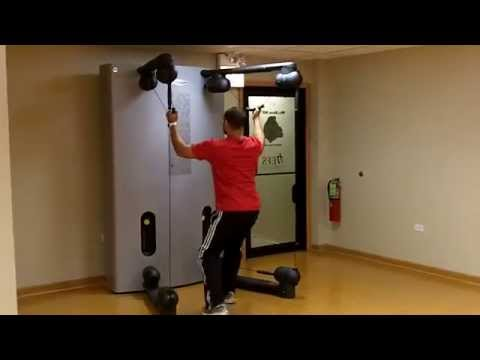 Kinesis One - Enhance Fitness Studio - Exercise Demo #1