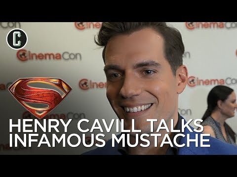 Henry Cavill on His Mustache, His Dog, and His Role in 'Mission: Impossible  Fallout'