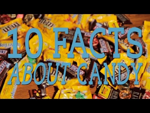 WATCH: 10 Sweet Facts About Candy | HuffPost Life