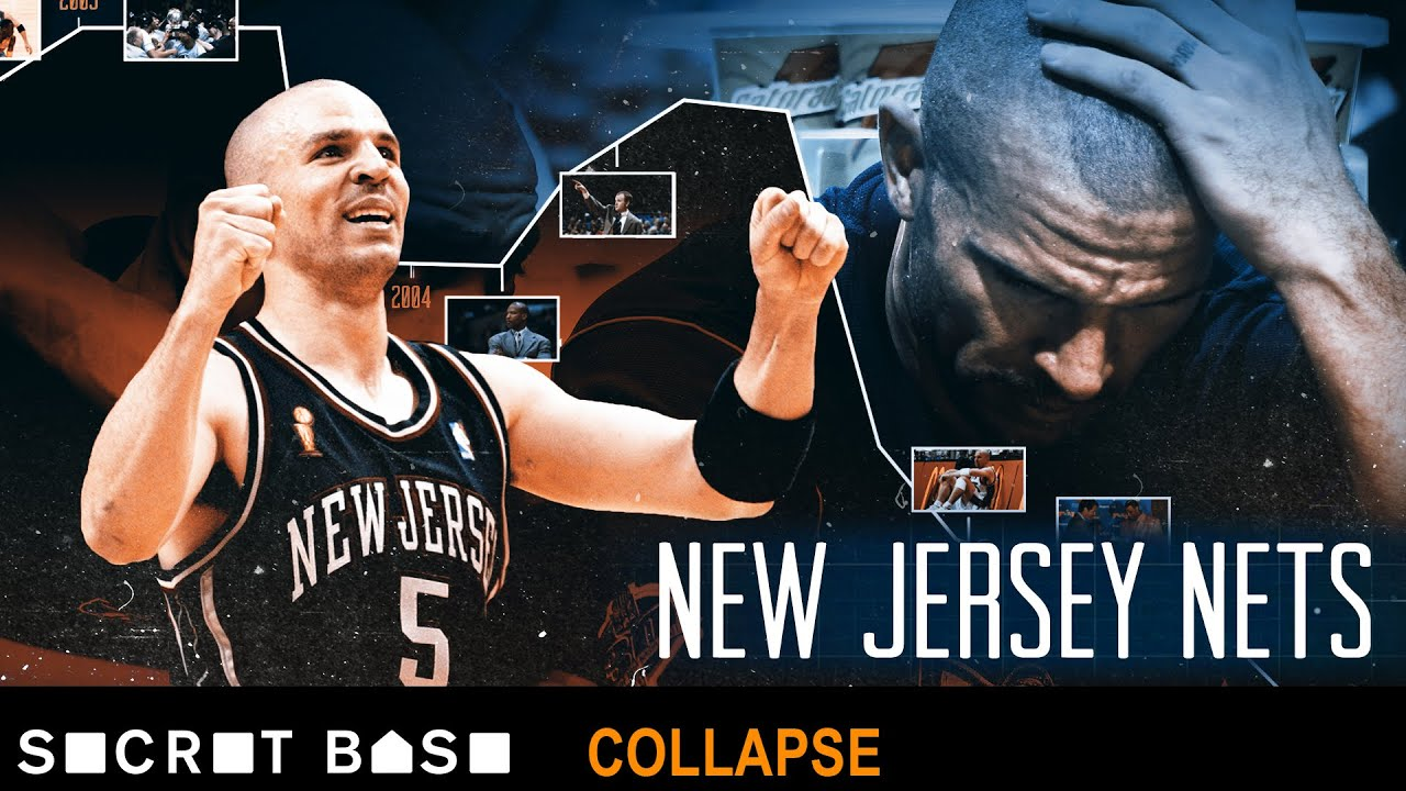 buy online ec25a ce066 How the Nets wasted a prime championship opportunity, then fell apart and  left the state | Collapse