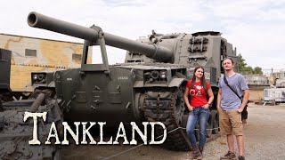 Exploring Tankland - a.k.a The American Military Museum