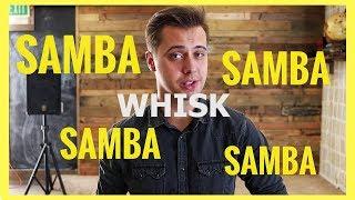How To Dance SAMBA WHISK Latin Dance Tutorial