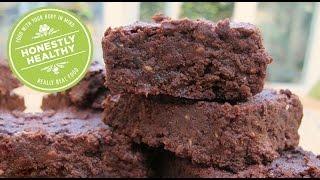 Kids Treats | Honestly Healthy Sweet Potato Brownies