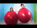Giant Balloon Challenge!