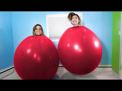 Thumbnail: Giant Balloon Challenge!