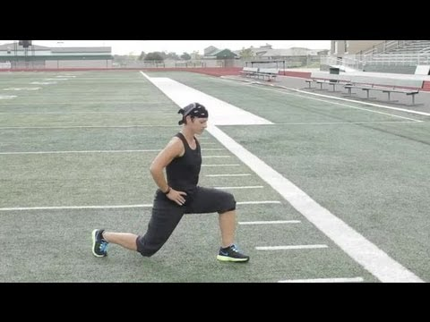 Good Exercises to Help Improve Thigh Muscles : Exercise & Fitness Tips