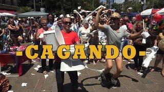- CAGANDO - Parodia