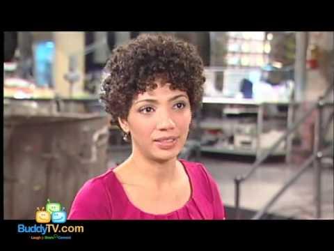 Exclusive Video  with Jasika Nicole of Fringe