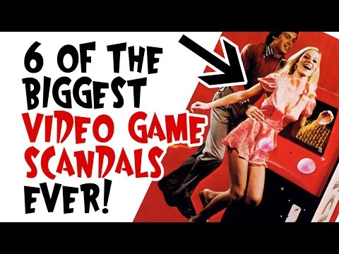 6 of the BIGGEST video game SCANDALS ever!