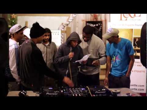 Hip Hop Culture - The Five Elements