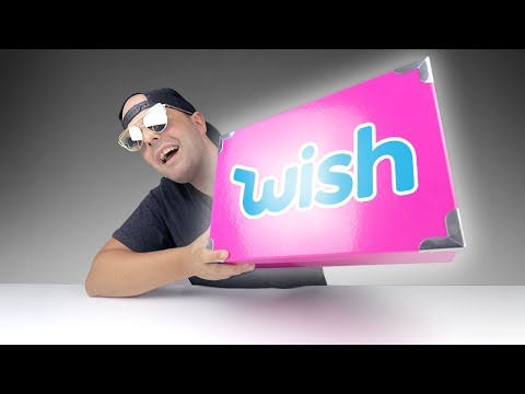 5 ITEMS GRÁTIS Para COMPRAR Na Wish.com!