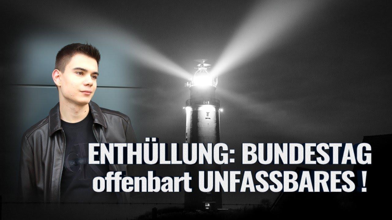 Neverforgetniki - ENTHÜLLUNG: BUNDESTAG offenbart UNFASSBARES!