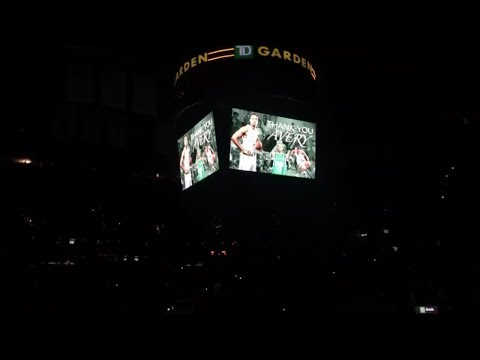 Celtics welcome former player Avery Bradley back with tribute video | ESPN