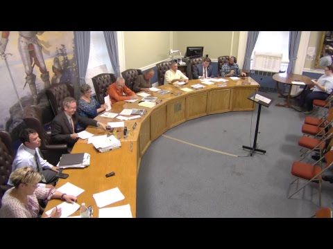 City of Plattsburgh, NY Meeting  9-20-18