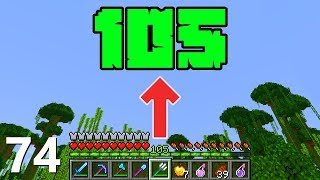 Nabiłem 105 Level! - SnapCraft III - [74] (Minecraft 1.14 Survival)