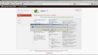 Видео урок Joomla курс, уроки на Блоге Всезнайки