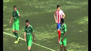 Algeciras 0 - Villanovense 2 (01-05-16)