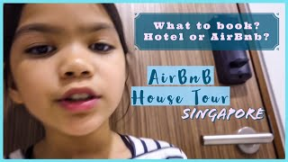 Gambar cover Which one to book in Singapore? Hotel or AirBnB? Here is the answer by Galang Kids