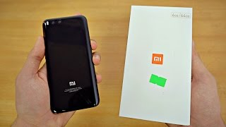Xiaomi Mi6 Unboxing, Setup & First Look! (4K)
