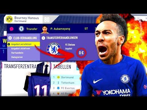 FIFA 18 : JEDES TRANSFERANGEBOT mit dem BVB AKZEPTIEREN !!! 🔥🔥🔥 Dortmund Karriere Challenge