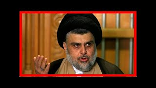 Breaking News | US in contact with ex-foe Al-Sadr after shock win in Iraq poll