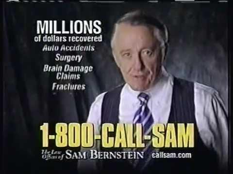 Robert Vaughn Lawyer Commercials