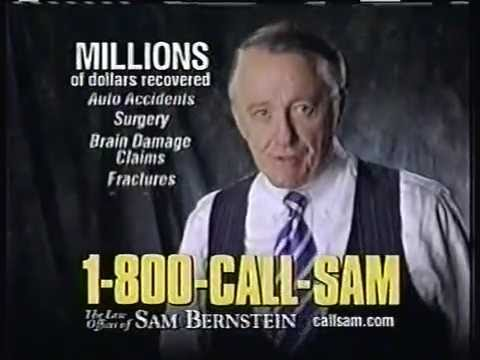 Robert Vaughn Lawyer Commercials