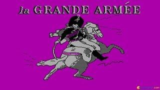 La Grande Armee gameplay (PC Game, 1991)