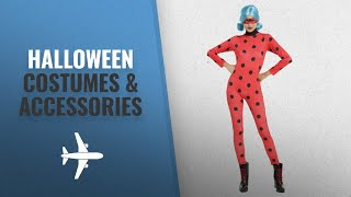 Hot Topic Women Halloween Costumes & Accessories [2018]: Miraculous: Tales of Ladybug & Cat Noir
