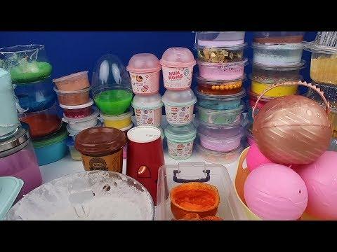 Çöplük Slime vs Koleksiyonluk Eğlenceli Slime Challenge Hangi Slime Çöpe Atılacak? Bidünya Oyuncak