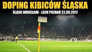 DOPING: ŚLĄSK Wrocław - Lech Poznań 22.09.2017