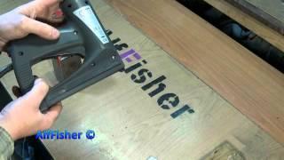 Мой инструмент. Электрический степлер NOVUS  J 105 EADHG(Обзор электростеплера NOVUS J 105 EADHG Скоба