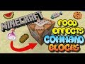 Minecraft Xbox One Command Block Food Effects On Bedrock Edition