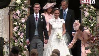 Resumen de la boda de Pippa Middleton y James Matthews | La Hora ¡HOLA!