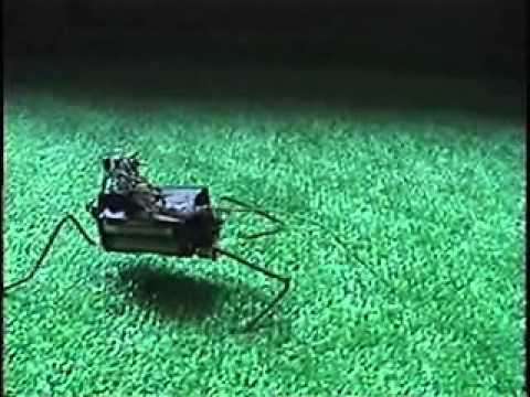 BEAM Robotics - Microcore Walker