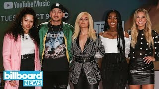 2018 AMAs Announcement: Normani's New Music, Bebe Rexha's Country Crush and More!