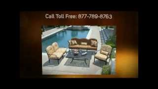 Patio Set|877-789-8763|tx 79701|outdoor Wicker Furniture|outdoor Kitchen Cabinet|cast Aluminum Table