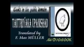 Taittriyaka Upanishad Audiobook