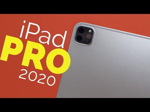 IPad Pro 2020 Kutu Açılışı Ve Air 3 Ile Render Testi