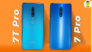 OnePlus 7T Pro hands-on review | comparison with OnePlus 7 Pro