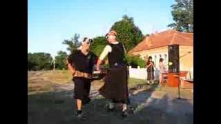 Копія відео Івана Купала. Запальні танці сільських хлопців :)