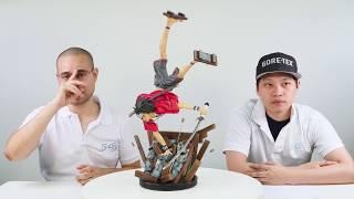 F4F Presents The Making of Samurai Champloo - Mugen Documentary
