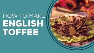 An easy to make dessert and one that can be made for a gift is Engl...