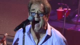 Hip to be Square - Huey Lewis and the News - House of Blues - Boston MA - 6-20-2017