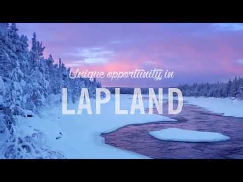 Invest in Finland - Unique Opportunity in Lapland